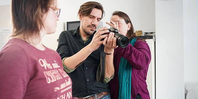 Medienschulung von astrimage FILM